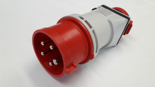 Adapter CEE 16-5 rot auf T23